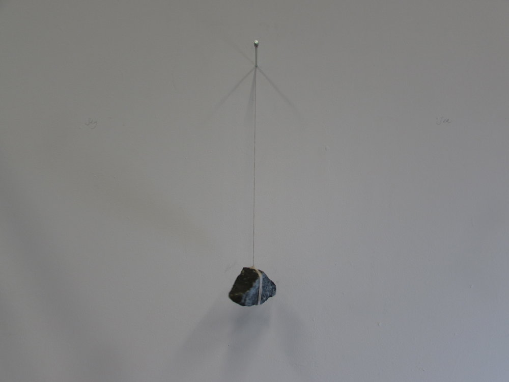 Temporal Orbit (pendulum) , 2017