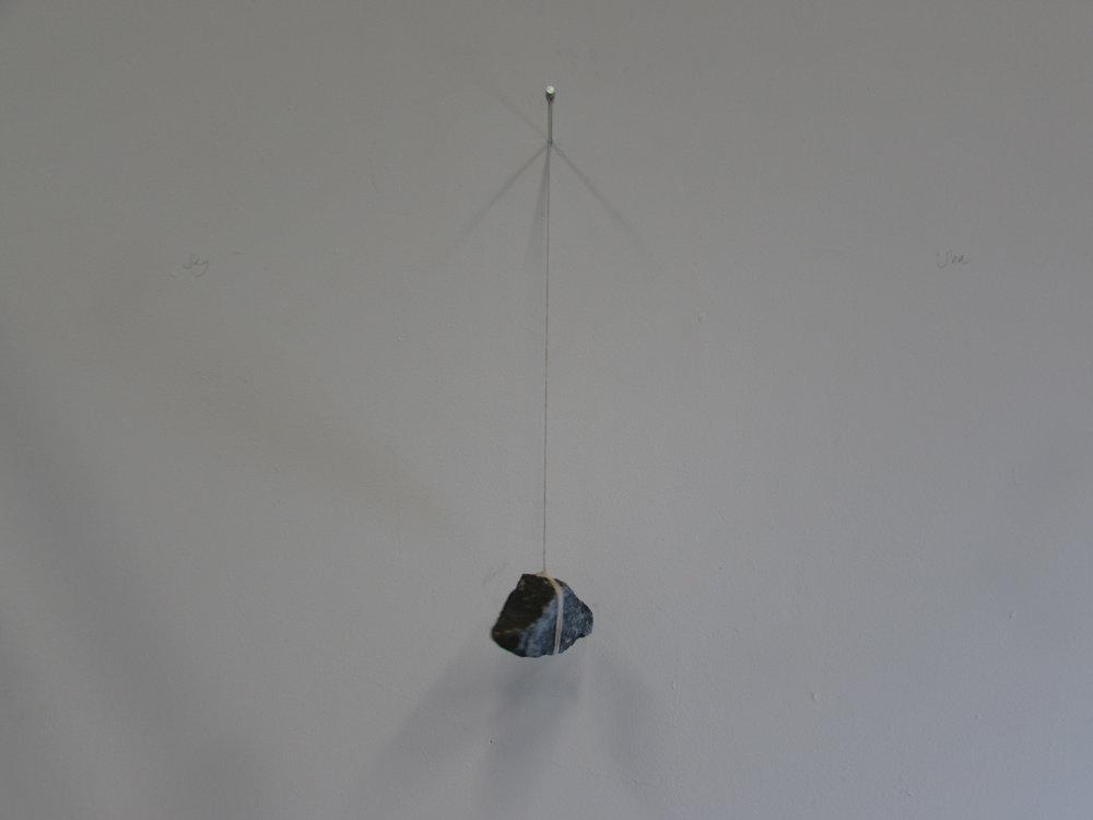 Temporal Orbit (pendulum) , 2017