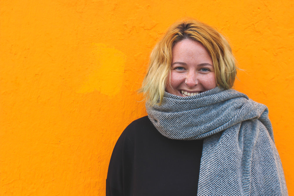 Portrait taken by Katie Sanderson