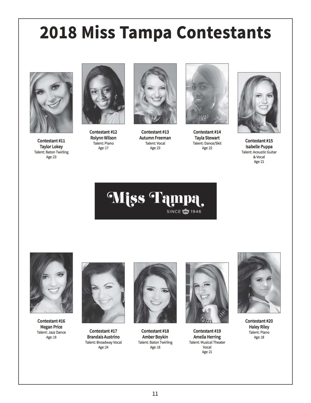 Miss Tampa 2018 Contestants final 1.30.18-b.jpg