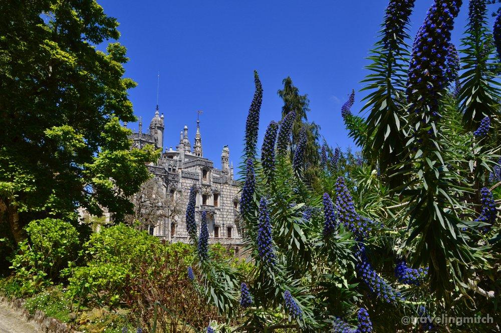 Quinta da Regaleira -Sintra, Portugal