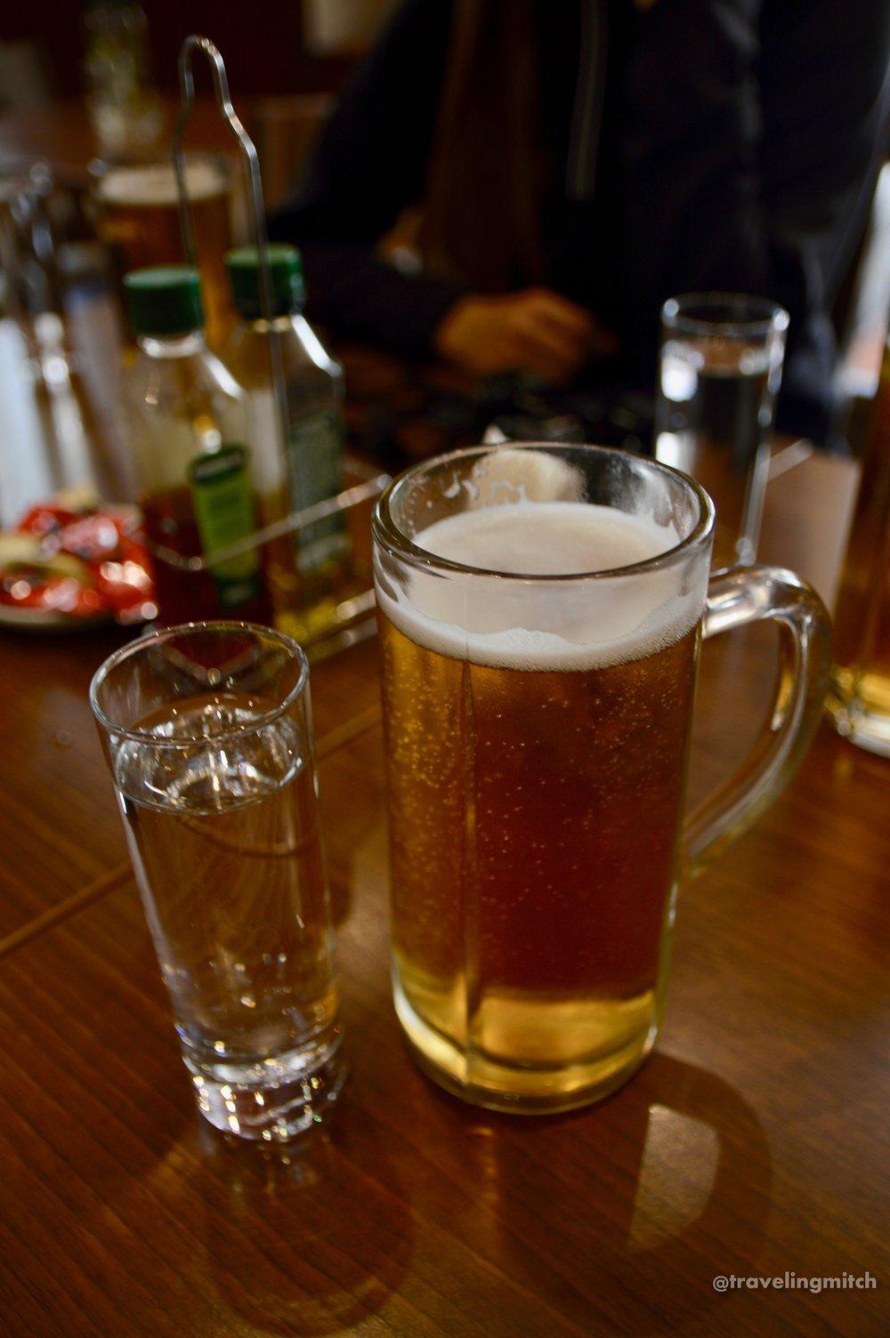 A Portuguese Beer