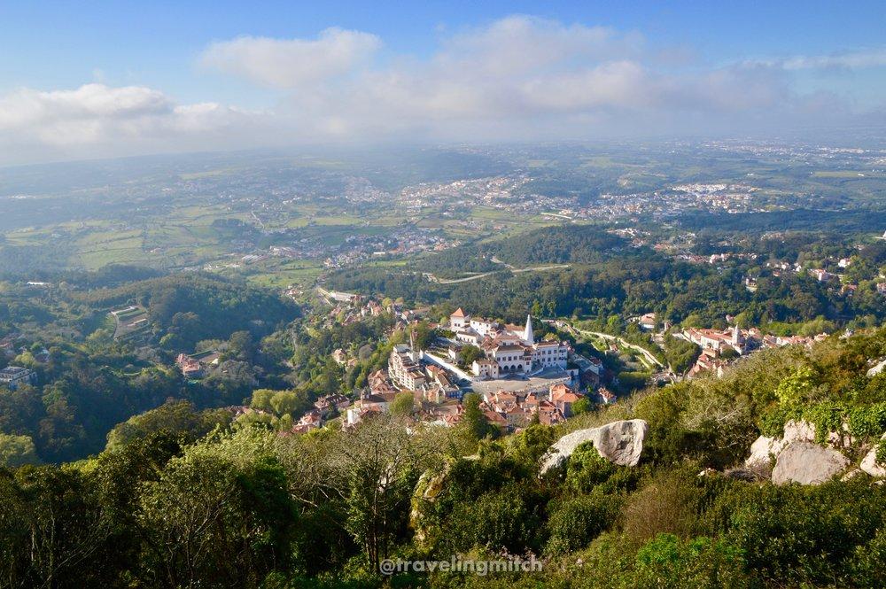 Castelo dos Mouros - Castle of the Moors