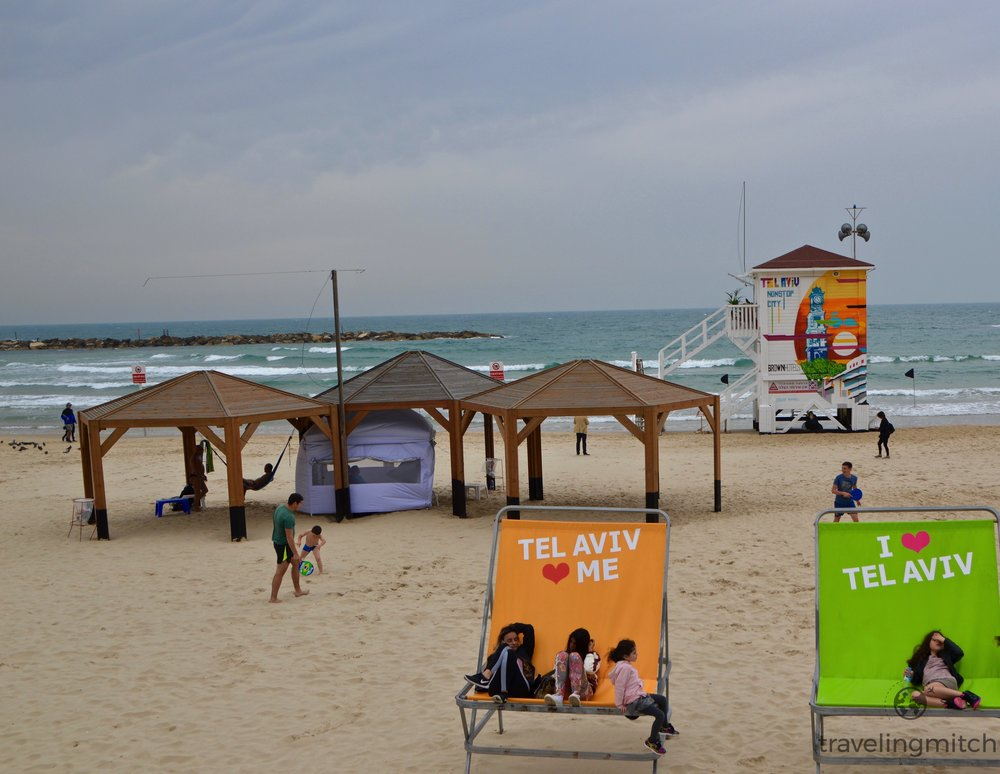 Gordon Beach - Tel Aviv, Israel