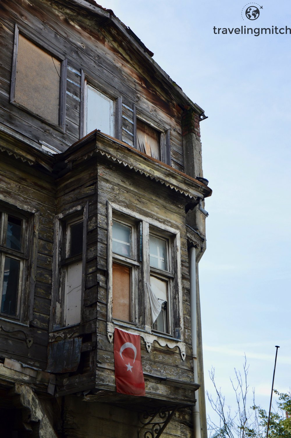 The too often overlooked area of Göztepe in Istanbul, Turkey