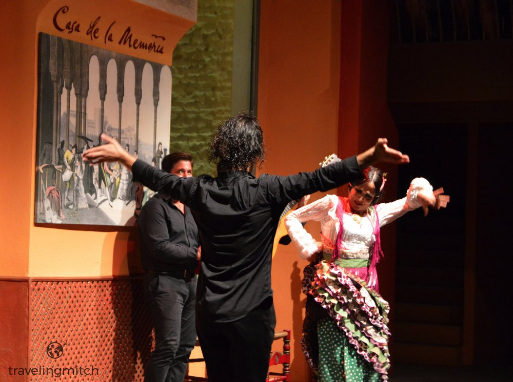 The best Flamenco in Seville, Spain