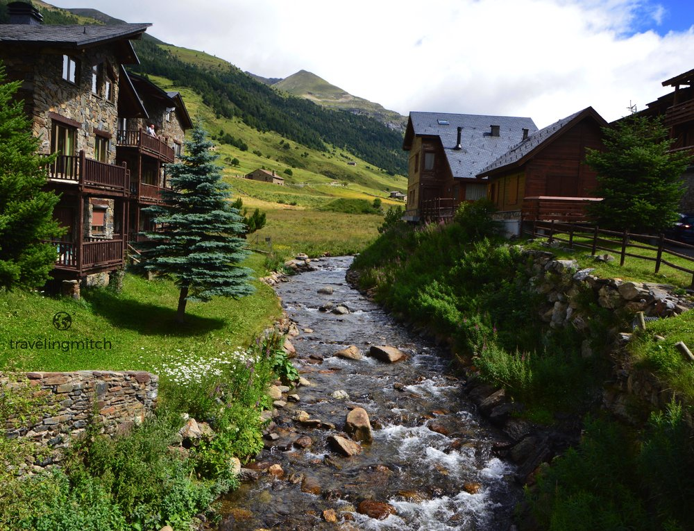 Valle de Incles or Vall d'Incles in Andorra