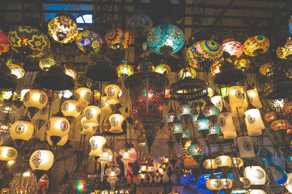 On this episode of the History Fangirl Podcast, we talk in length about Istanbul's Grand Bazaar