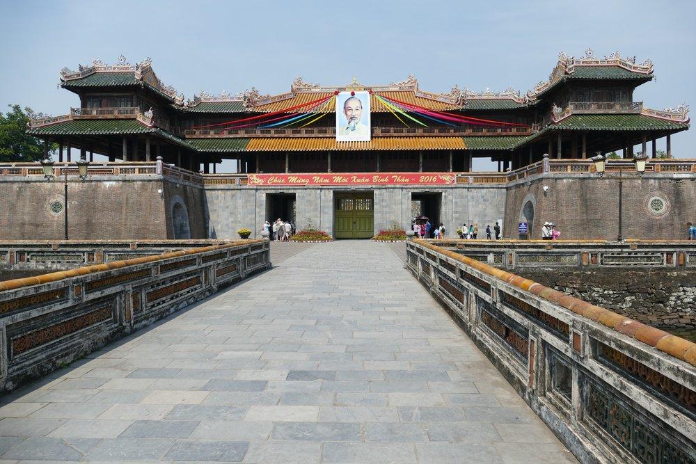 3 Weeks in Vietnam - The Imperial City of Hue
