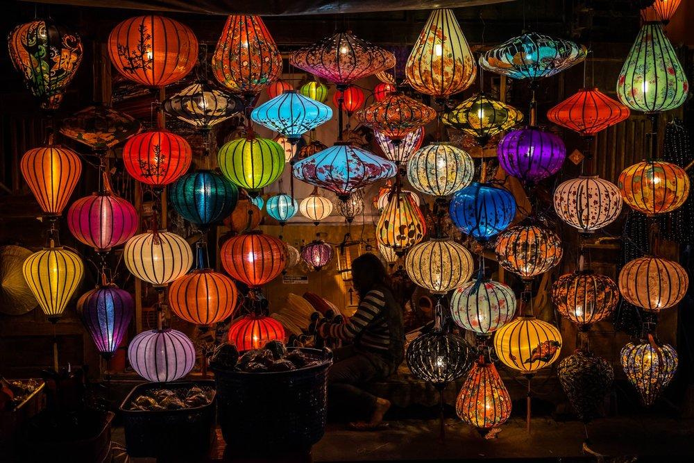 3 Weeks in Vietnam - Hoi An Old Town