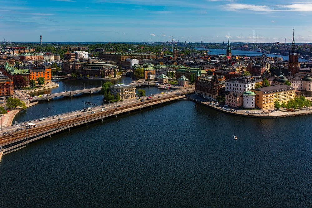 An interview with Börje Salming in association with Visit Stockholm