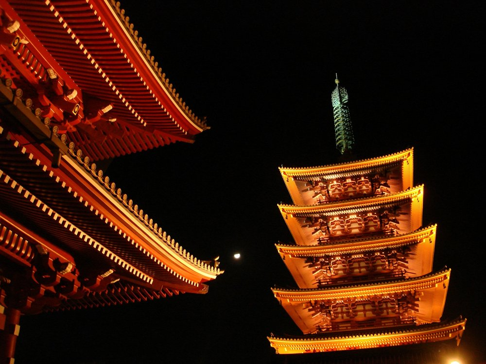 Asakusa is a must visit when it comes to spending three days in Tokyo.