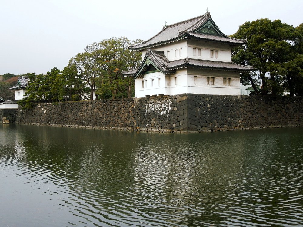 If you've got three days in Tokyo, don't forget to go to the Tokyo Imperial Palace