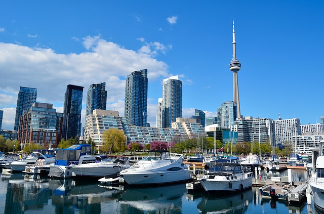 36 Hours in Toronto - Toronto Harbour
