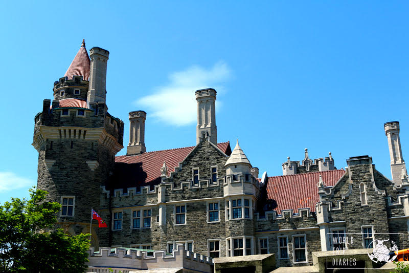 36 Hours in Toronto - Casa Loma