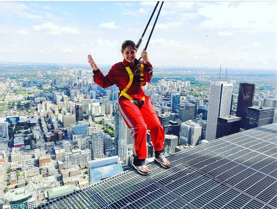 36 Hours in Toronto - Edgewalk CN Tower