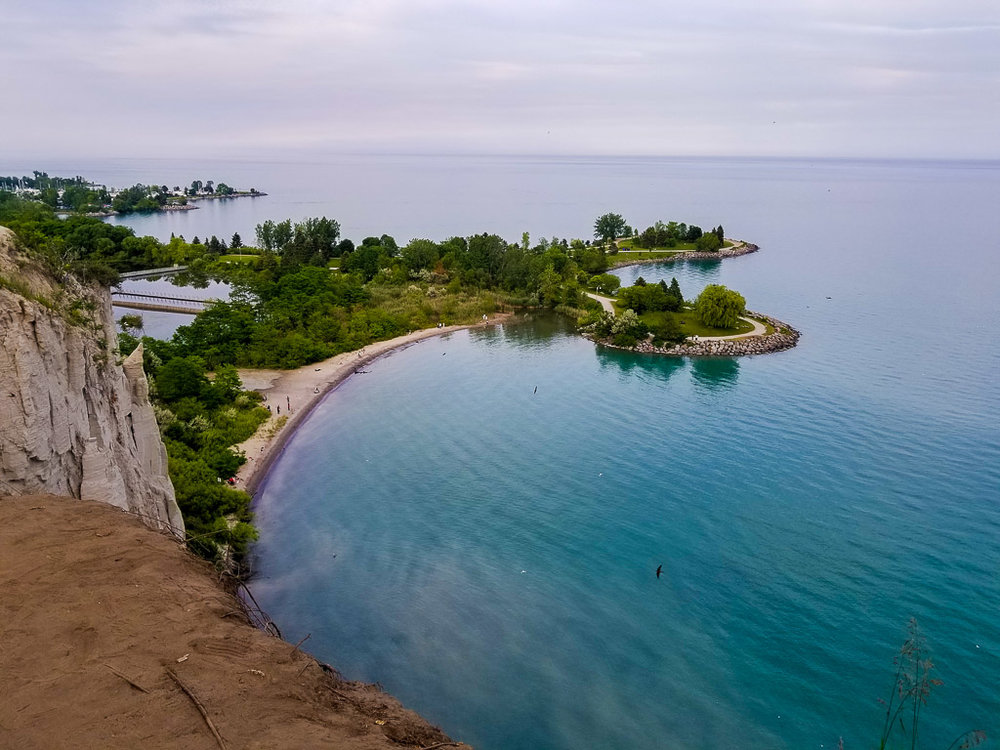 36 Hours in Toronto - Scarborough Bluffs