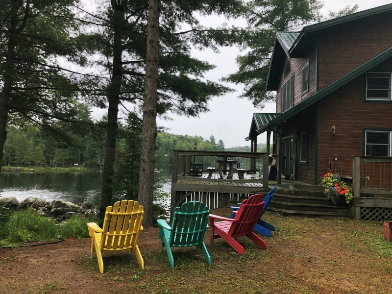 Sunny Rock Bed and Breakfast - Haliburton Highlands