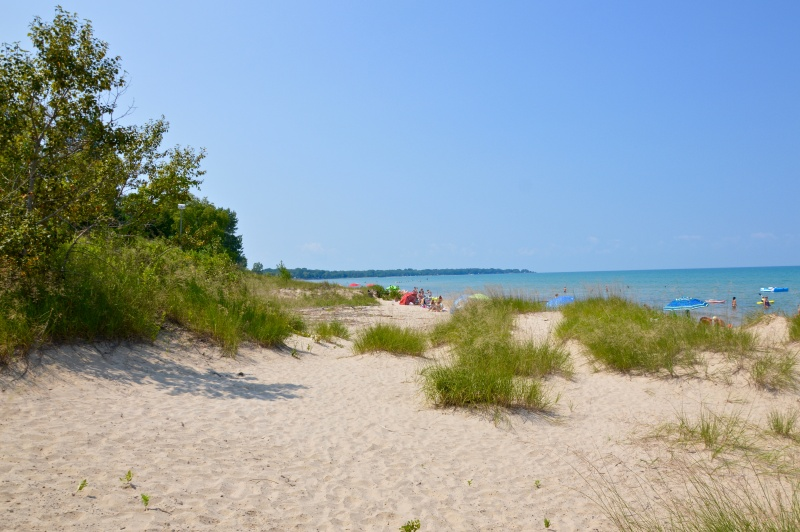 Ontario's Ippenwash Beach is not to be overlooked