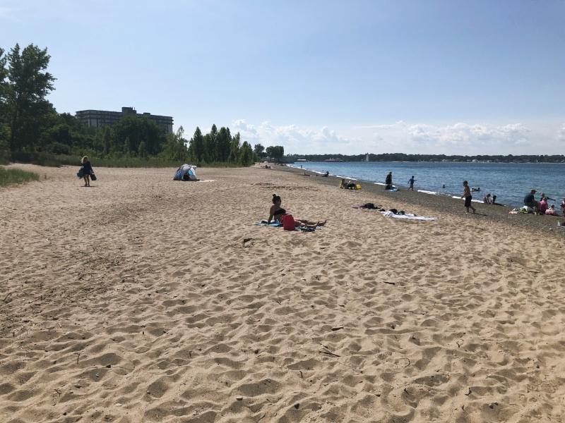 Canatara Beach - Sarnia, Ontario