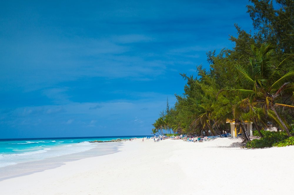 The Barbados is considered to be one of the most beautiful places in the Caribbean