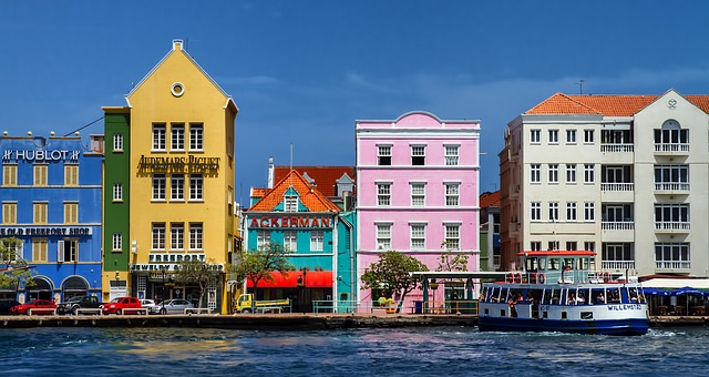 Curacao is one of the top tropical vacation spots