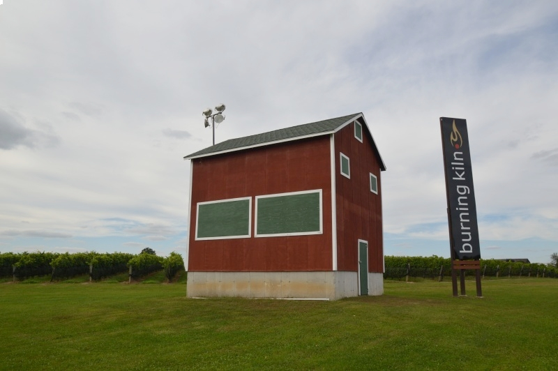 Burning Kiln Winery in Norfolk, Ontario might just be the best wine in the country.