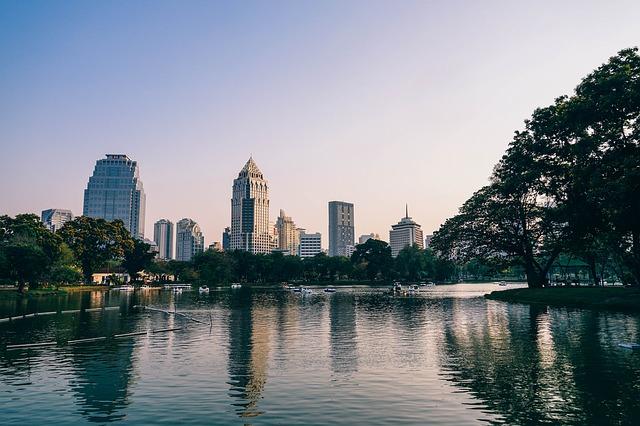 Lumphini Park in Bangkok, Thailand is a good addition to any Bangkok Itinerary