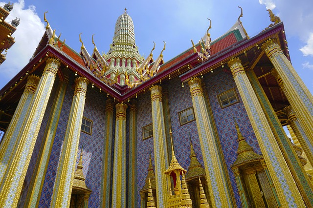 Wat Phra Kaew could be the most impressive site in Bangkok, Thailand
