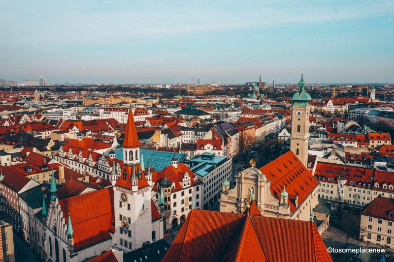 When thinking about the most beautiful cities in Germany as part of your Germany itinerary, you've got to consider Munich.
