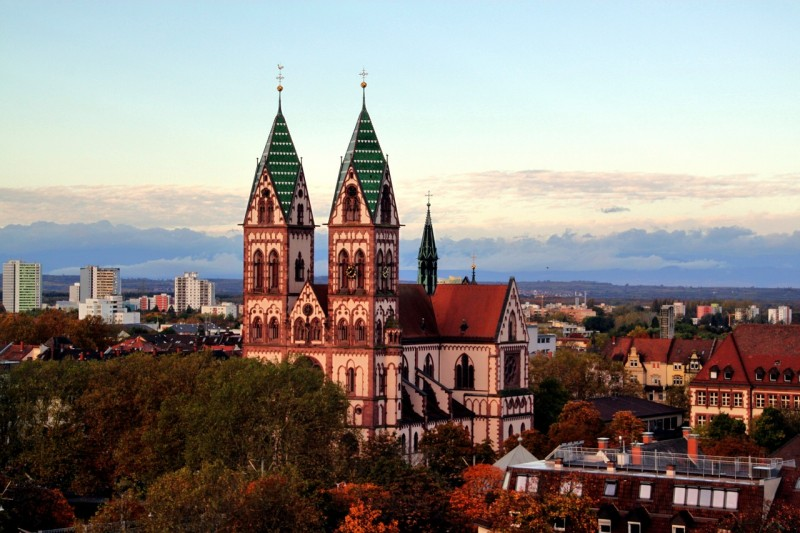 Freiburg im Breisgau should be a part of your Germany itinerary, it's where to go in Germany
