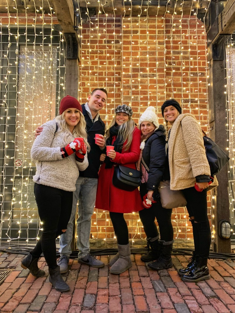Needless to say, we had a great group to explore what winter in Toronto is all about. You can find all their Instagram handles in my section on the Toronto Christmas Market.