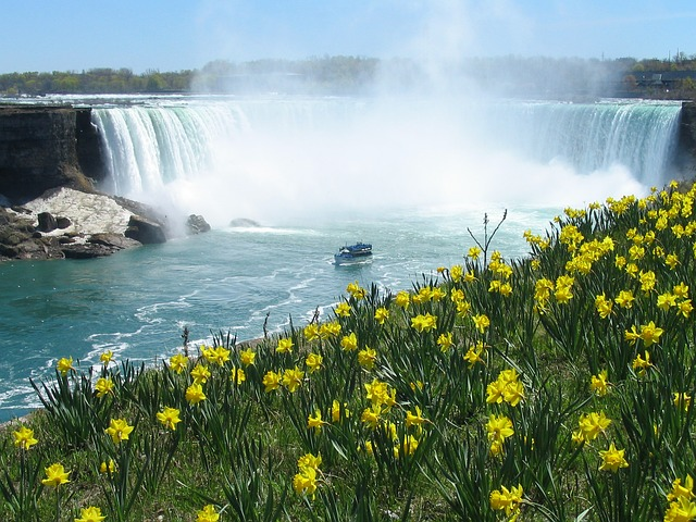 There are so many things to do in Niagara Falls for Couples especially near Niagara Falls themselves