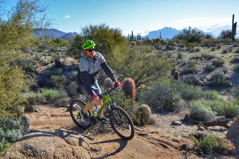 Arizona Outback Adventures, which operates out of Tempe, Arizona is the perfect place to look if you're looking to take part in some mountain biking in Arizona