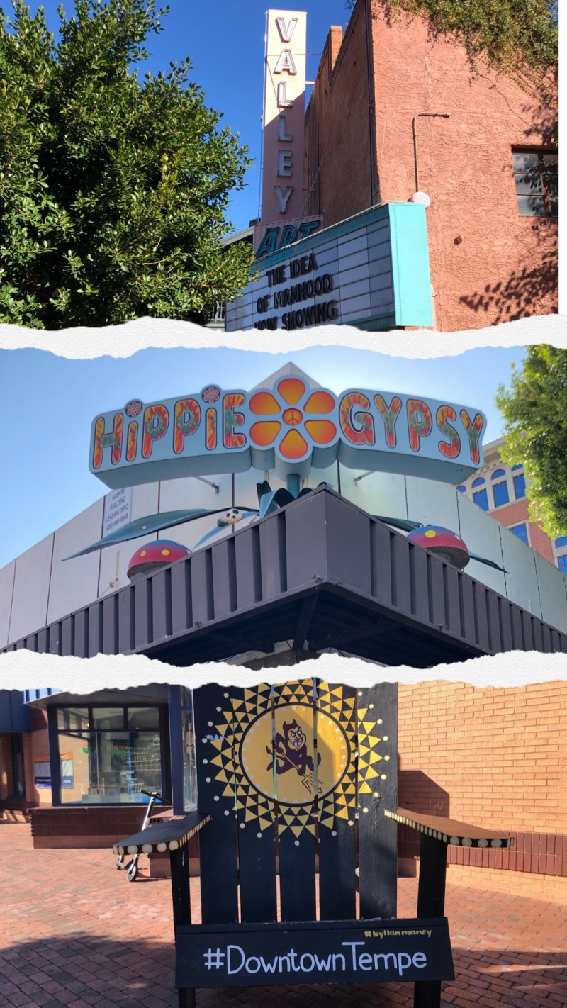There are so many things to do in Downtown Tempe, Arizona