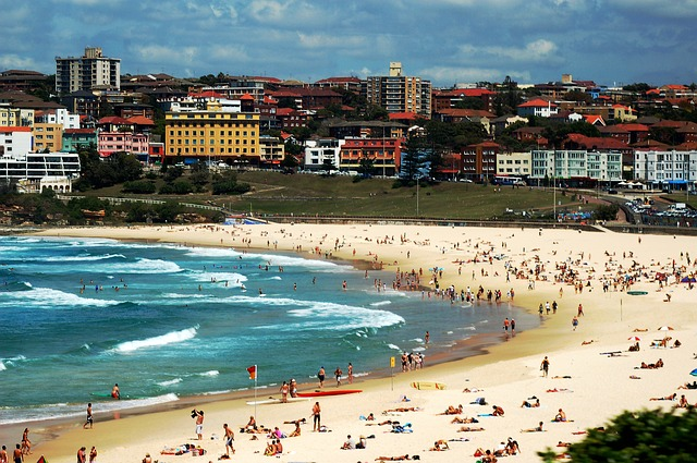 Bondi Beach simply needs to be a part of your Sydney itinerary, especially when considering outdoor activities in Sydney!