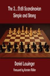 The 3...Qd8 Scandinavian Simple and Strong  170_frontcoverscandinavianQd8sm+%281%29