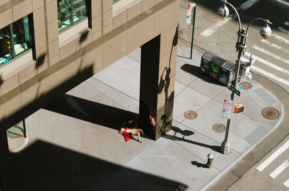 Nikola Tamindzic, <i>Fucking New York #58/19 (52nd & Broadway)</i>, 2016