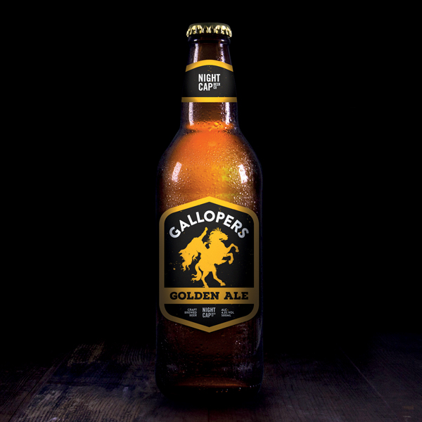 Gallopers Golden Ale