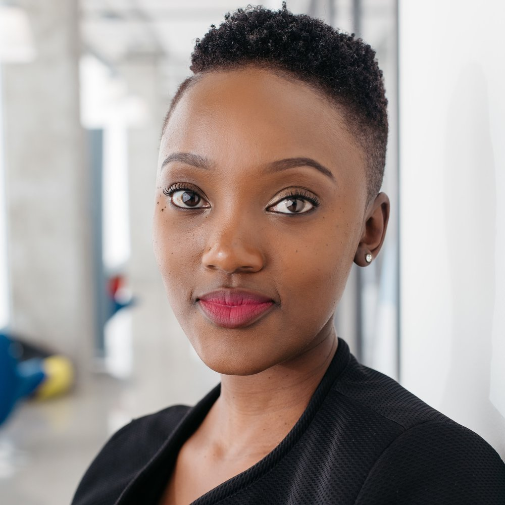 Dineo Seakamela Co-Founder & Education Director