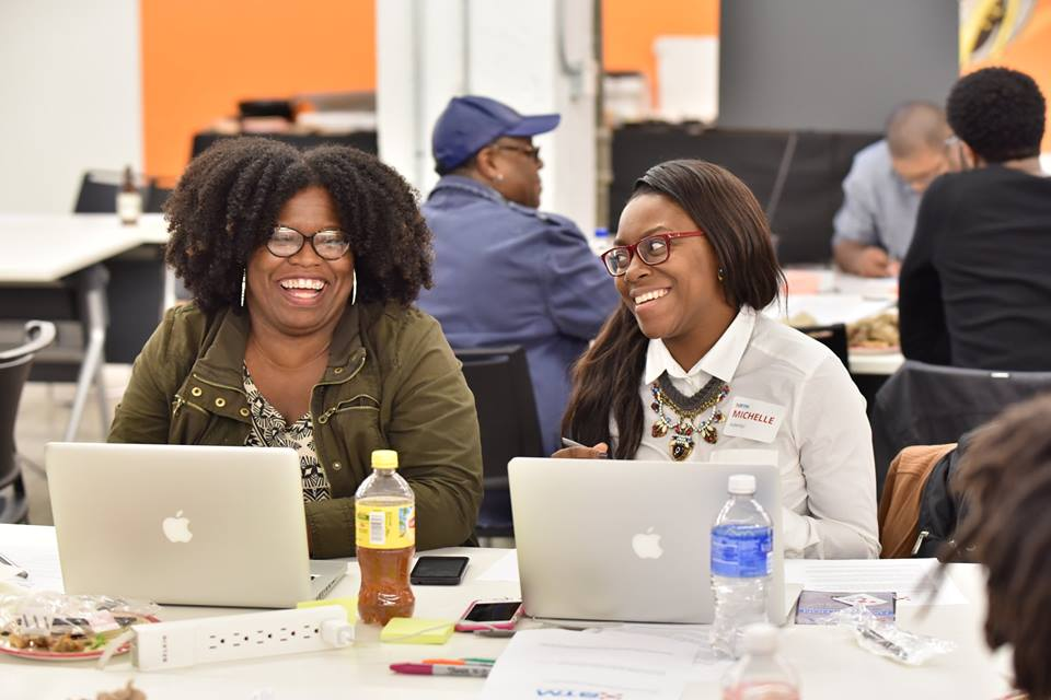 Talent - We collect and synthesize meaningful data around the black tech ecosystem. Using insights from the data, we connect disparate elements of the local tech ecosystem by engaging private and public resources and initiatives to create sustainable change.LEARN MORE
