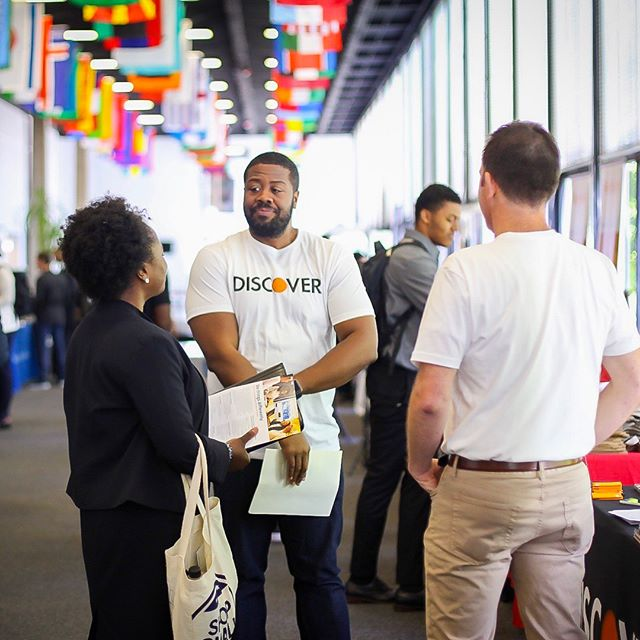 Powerful connections are being made today at the #SBTE18 Talent Showcase. We hope to see you this week at the annual State of the Black Tech Ecosystem summit. Tickets and additional information available via the link in our bio!