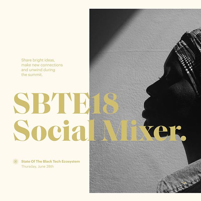 We're inviting all #SBTE18 participants to enjoy a social mixer following our ACE Talks presentations this Thursday, June 28, 2018 at Persona in Chicago's West Loop. 📲for more information and click the link in our bio to RSVP! - Photography by: @rj.eldridge