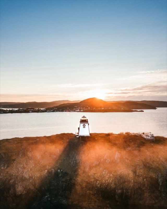 Sound on & Swipe! ⠀⠀⠀ I know I have been MIA for a while but I have a good reason! @Daniellegiroux and I have been hyper-focused on our business and travel over the past couple of months! Next, is beautiful British Columbia in 2 weeks! Enjoy this lighthouse from my trip over in Newfoundland last month!! ⠀⠀⠀