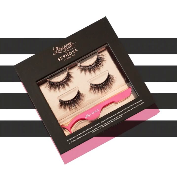 Lilly Lashes X Sephora Perfect Pair Lash Kit Launching On 102417