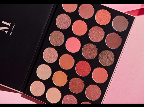 Morphe Brushes 24g Palette Launching On 1 16 18 All Beauty Launch