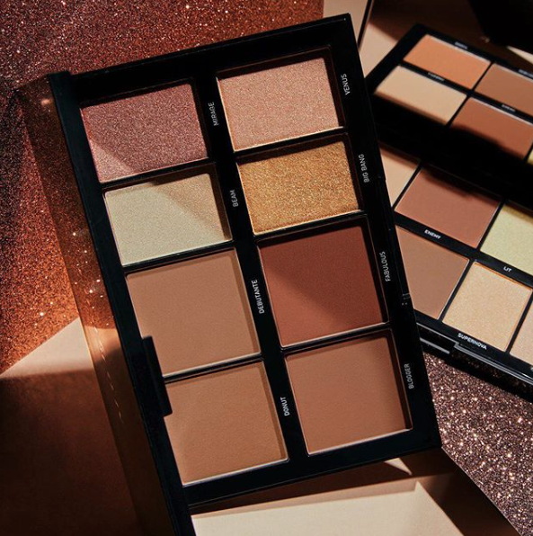 Morphe Brushes To Launch Sculpt Shimmer Palettes On 5 8 18 All