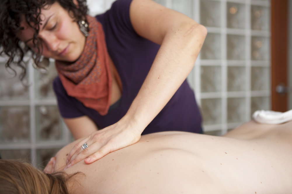 Click the image to meet our Massage Therapists