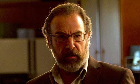 Mandy Patinkin plays Danes' rebellious CIA supervisor Saul Berensen