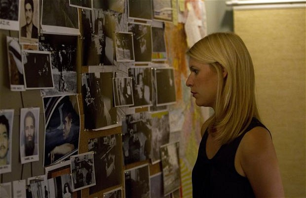 Claire Danes is magnetic as a CIA officer struggling with mental illness